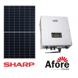 SHARP 330 - 5 kW